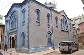 Gemlik mosque church
